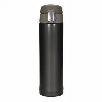 Stainless Steel Vacuum Mug One Touch Open 300ml