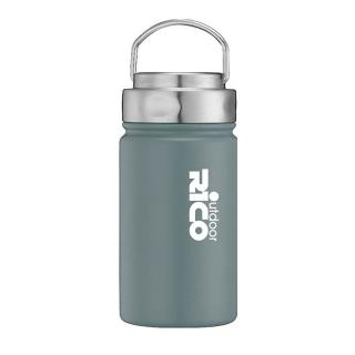 Stainless Steel Vacuum Sports Bottle with Loop 360ml, 540ml