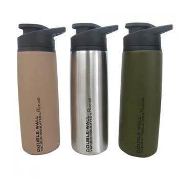 Stainless Steel Vacuum Sports Bottle 500ml