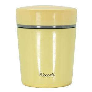 Shape Stainless Steel Vacuum Food Jar