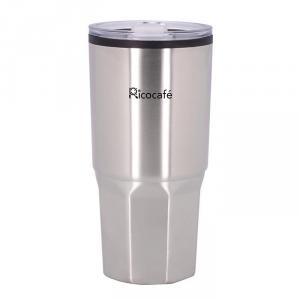 Stainless Steel Double Wall Coffee Mug 16oz