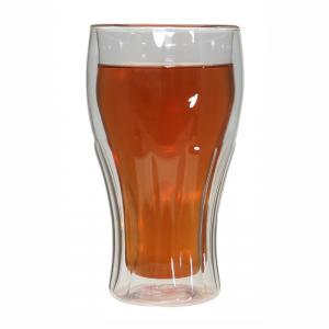 Double Wall Glass Beer Cup