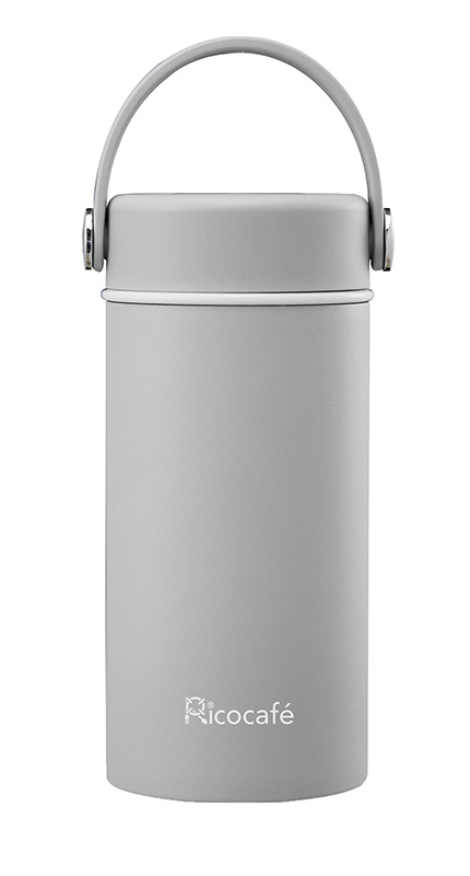 3 Layers True Ceramic Stainless Steel Vacuum Mug