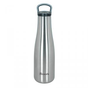 Stainless Steel Vacuum Vacuum Bottle With 2 Finger Lid
